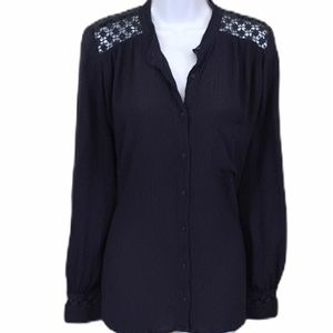Free People Tops - Free people 'The Best' Button Front Blouse